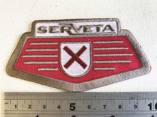 Lambretta TV 1957-1965 Patch Iron or Sew On Embroidered