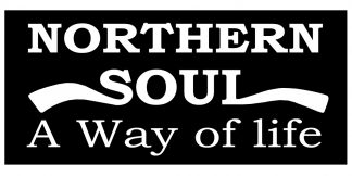 Northern Soul Stickers