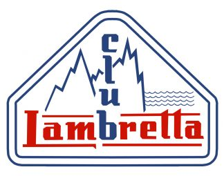 Lambretta Club Stickers