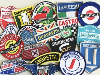 Lambretta Patches