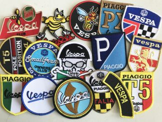 Vespa Patches