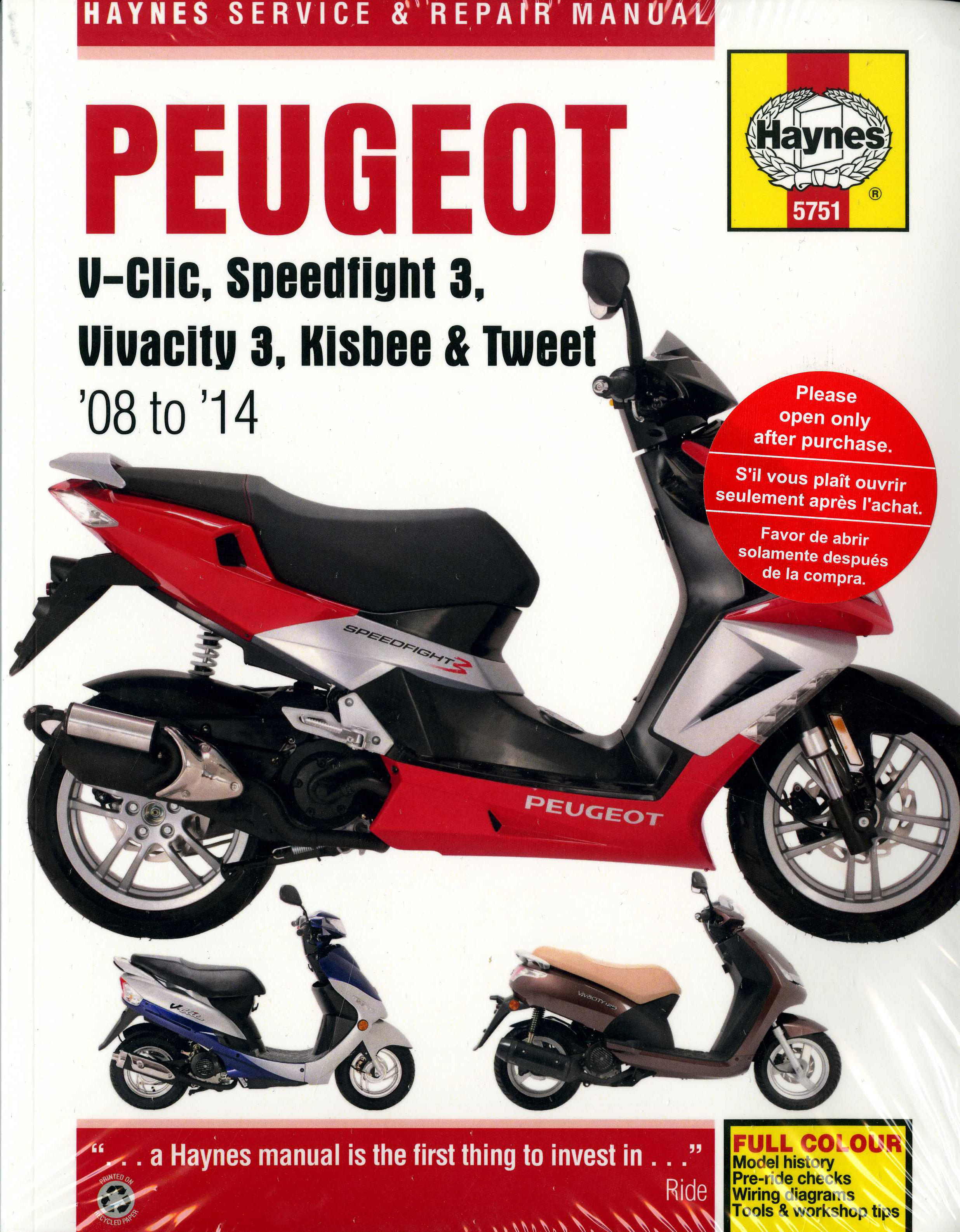 peugeot v clic speedfight 3 vivacity 3 kisbee tweet 08 to 14 rh scooterproducts com