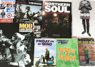 Mod/Scooterboy and Northern Soul Books