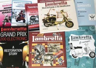 Lambretta Manuals