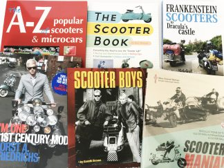 Other Scooter Books